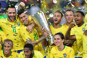 Neymar giúp Brazil đánh bại Argentina - Đưa đội tuyển đăng quang cup 'siêu kinh điển Nam Mỹ'