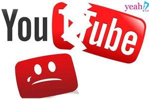 Youtube trên toàn cầu bị 'sập', hoàn toàn không thể truy cập được vào các video