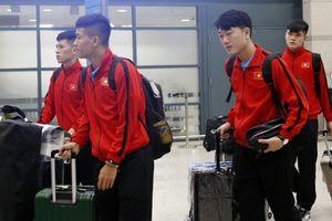 Đội tuyển Việt Nam co ro trong giá lạnh Hàn Quốc