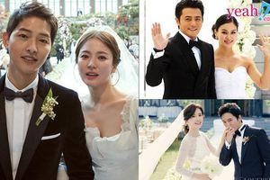 Điểm chung đặc biệt của những đôi vợ chồng quyền lực nhất làng giải trí xứ Hàn