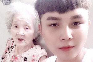 Hai bà cháu trong series clip đút cơm cho bà ngoại 'Công chúa' U90 siêu dễ thương đã qua đời, CĐM vô cùng xót thương