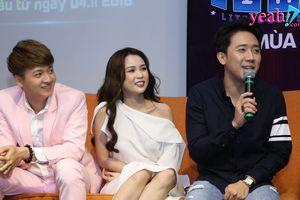 Trấn Thành – Ngô Kiến Huy cặp đôi Bình luận viên siêu 'nhắng nhít' của 'Biệt tài tí hon' mùa 2