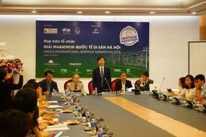 Hơn 2.500 vận động viên dự giải chạy marathon quốc tế di sản Hà Nội