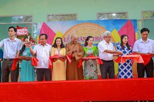 Bình Phước: Trao tặng 2 phòng học cho học sinh dân tộc huyện Bù Đăng