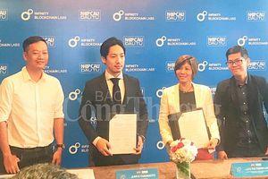 Infinity Blockchain Labs ký kết hợp tác truyền thông tại Việt Nam