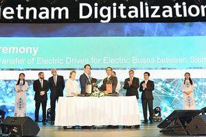 Vinfast - doanh nghiệp số hoàn chỉnh từ nền tảng sáng tạo của Siemens