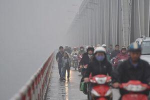 Hôm nay Hà Nội mưa lạnh, đêm hạ xuống 20 độ
