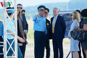 Bộ trưởng Quốc phòng Hoa Kỳ thăm Việt Nam lần thứ hai trong năm 2018, nêu bật quan hệ đối tác trên đà phát triển giữa hai nước