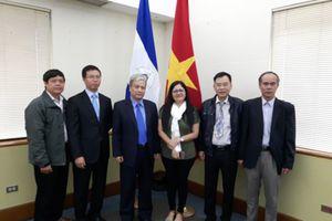 Tổng thống Nicaragua Daniel Ortega ngưỡng mộ những thành tựu của Việt Nam