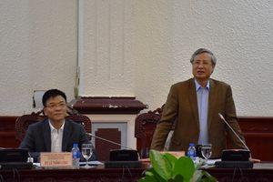 Tăng cường sự lãnh đạo của Đảng đối với công tác xây dựng pháp luật