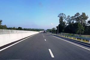 Hoàn thành công tác sửa chữa mặt đường tuyến cao tốc Đà Nẵng – Quảng Ngãi
