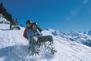 Ký sự: Thụy Sĩ - thiên đường ở trời ÂuKỳ 3: Chơi trò mạo hiểm trên đỉnh Titlis