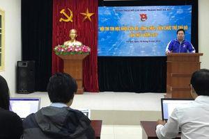 Gần 200 cán bộ công chức trẻ Thủ đô thi tài Tin học