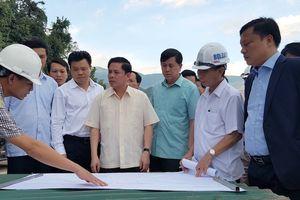 Bộ trưởng Nguyễn Văn Thể kiểm tra hạ tầng giao thông tại Sơn La