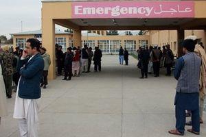 Bom gài dưới ghế phát nổ, ứng viên Quốc hội Afghanistan thiệt mạng