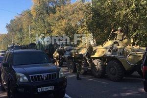 Nga gọi vụ nổ ở Crimea là khủng bố, quân đội nhận lệnh bao vây hiện trường