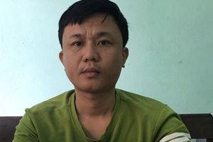 Bắt con nghiện cầm mã tấu, ném đá xe buýt ở Đà Nẵng