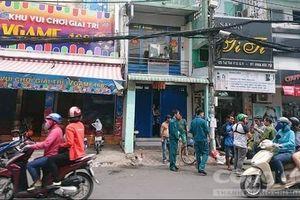 Khống chế nghi can cướp giật cố thủ trong tiệm game ở Sài Gòn