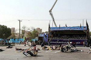 Iran tiêu diệt kẻ đầu sỏ trong vụ tấn công đoàn diễu binh tại Ahvaz