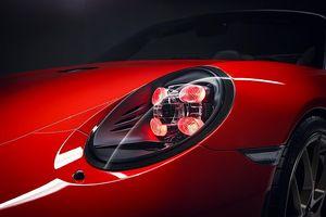 Porsche 911 Speedster được sản xuất như một phiên bản đặc biệt