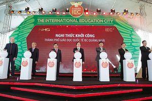 Tập đoàn giáo dục Nguyễn Hoàng mua lại cổ phần Trường Đại học Hoa Sen