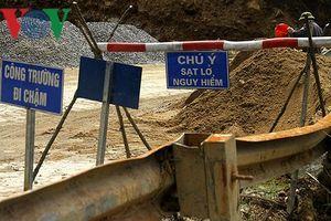 Ngổn ngang những cung đường trọng yếu sau mưa lũ ở Lai Châu