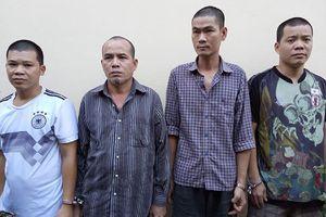 Khởi tố 4 đối tượng trộm thiết bị tại công ty nhiệt điện Cẩm Phả
