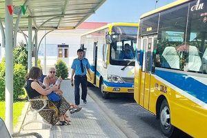 Đối tượng ném đá, phá hoại xe buýt ở Đà Nẵng là con nghiện
