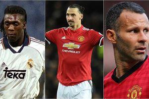 10 cầu thủ 'lão làng' nhất lịch sử UEFA Champions League