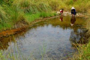 Phú Yên khai thác nguồn suối khoáng nóng