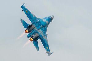 Tiêm kích Su-27 rơi: 1 phi công Ukraine, 1 phi công Mỹ thiệt mạng