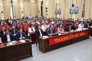 Đảng bộ TP Hà Nội quán triệt Quy định về bảo vệ chính trị nội bộ