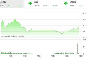 Phiên chiều 17/10: Nhà đầu tư chưa đủ tự tin để 'tham lam'