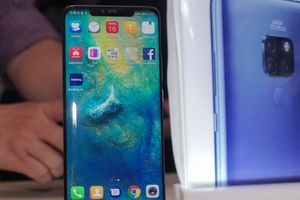 Huawei ra mắt bộ đôi smartphone cao cấp Mate 20 và Mate 20 Pro