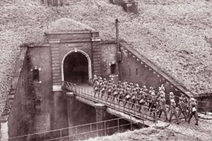 Phòng tuyến Maginot kiệt tác vô nghĩa