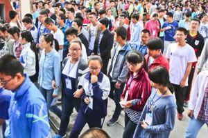 Tín hiệu mới cho thấy sức mạnh kì thi 'gaokao' của Trung Quốc