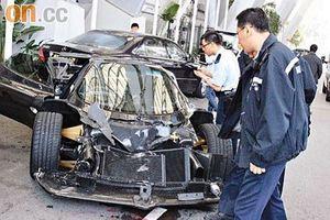 Siêu xe Ferrari của Tuấn Hưng bị tai nạn: Những lần 'đứt ruột' khi siêu xe triệu USD bị tan nát