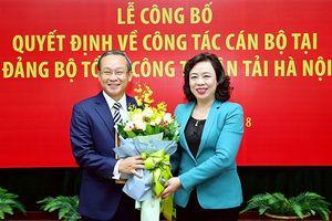 Ông Nguyễn Hoàng Trung làm Bí thư Đảng ủy Tổng Công ty vận tải Hà Nội