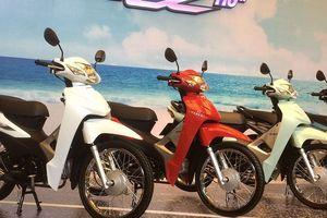 Honda Việt Nam đã bán hơn 500.000 chiếc Honda Vision và Honda Wave Alpha