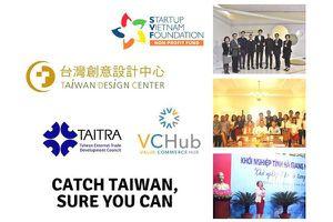 VCHub hợp tác với Taiwan Trade Center hỗ trợ startup