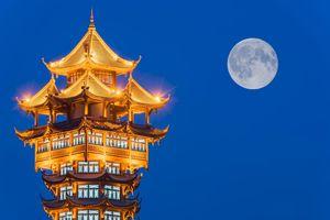 Thành phố TQ muốn phóng mặt trăng nhân tạo để thay thế đèn đường