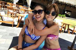 Hai cô gái ở show The Bachelor phiên bản Việt công khai hẹn hò