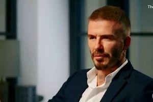David Beckham thừa nhận hôn nhân với Victoria là 'công việc khó khăn'