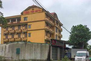 Người đàn ông tử vong bất thường trong khách sạn