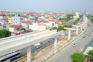 Đường sắt đô thị Nhổn - Ga Hà Nội vận hành hai giai đoạn: Hoàn toàn khả thi