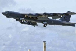 Hai máy bay B-52 của Mỹ tiếp cận Biển Đông