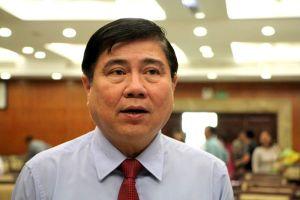 Chủ tịch TPHCM Nguyễn Thành Phong xin lỗi người dân Thủ Thiêm