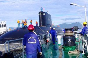 Việt Nam đã đủ năng lực tự sửa chữa tàu ngầm Kilo