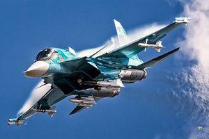 Su-34 thêm đao kiếm thành ác mộng với kẻ thù
