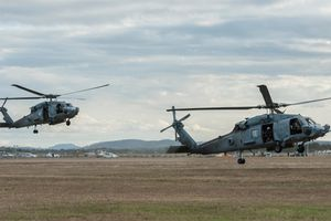 Cú đâm của HH-60H khiến Mỹ mất trên 2 triệu USD